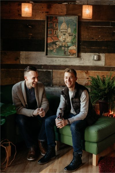 Pittsburgh Lifestyle Engagement -- Greg & Drew