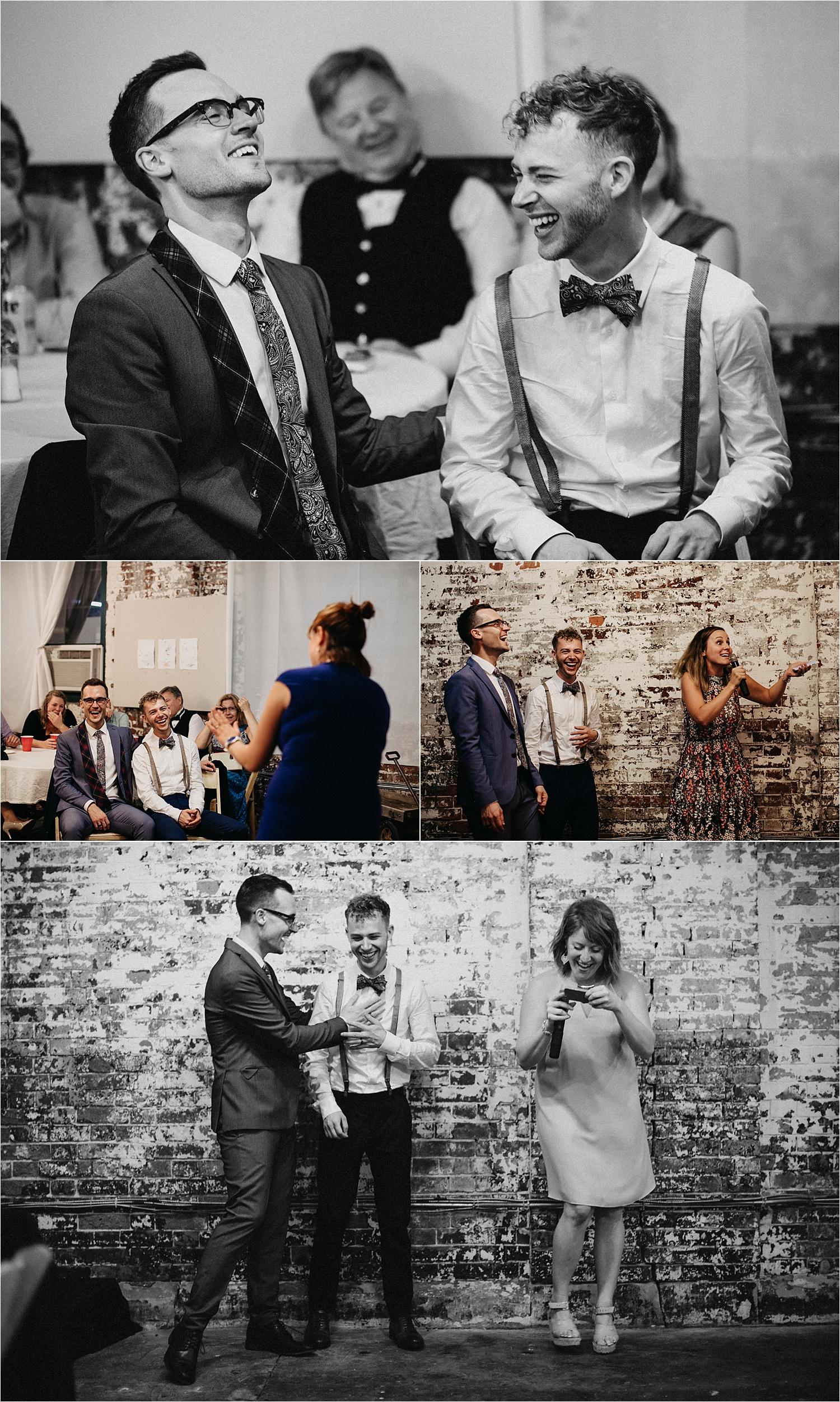 Artistic Gay Wedding Photography