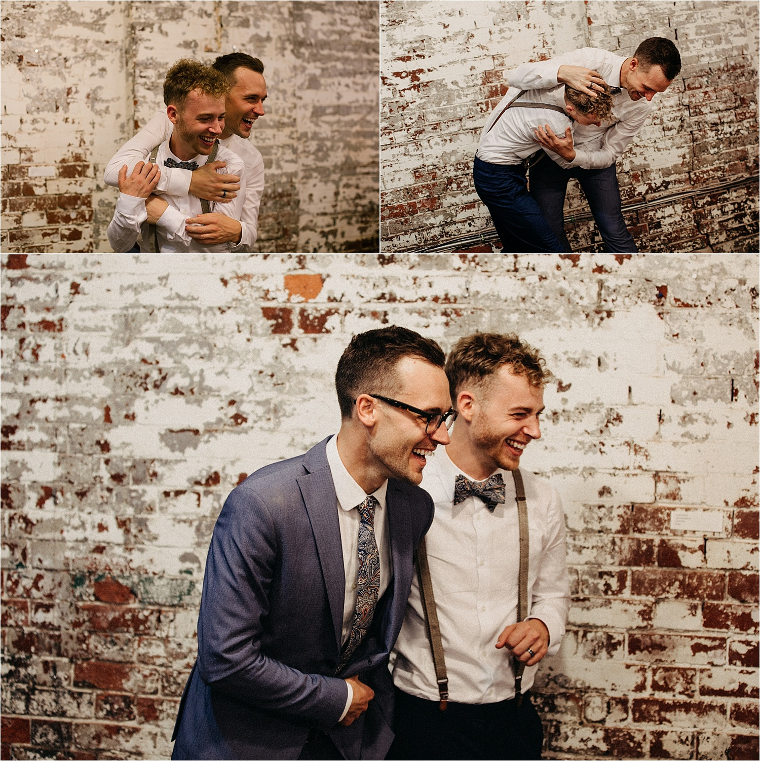 Artistic Gay Wedding Photography