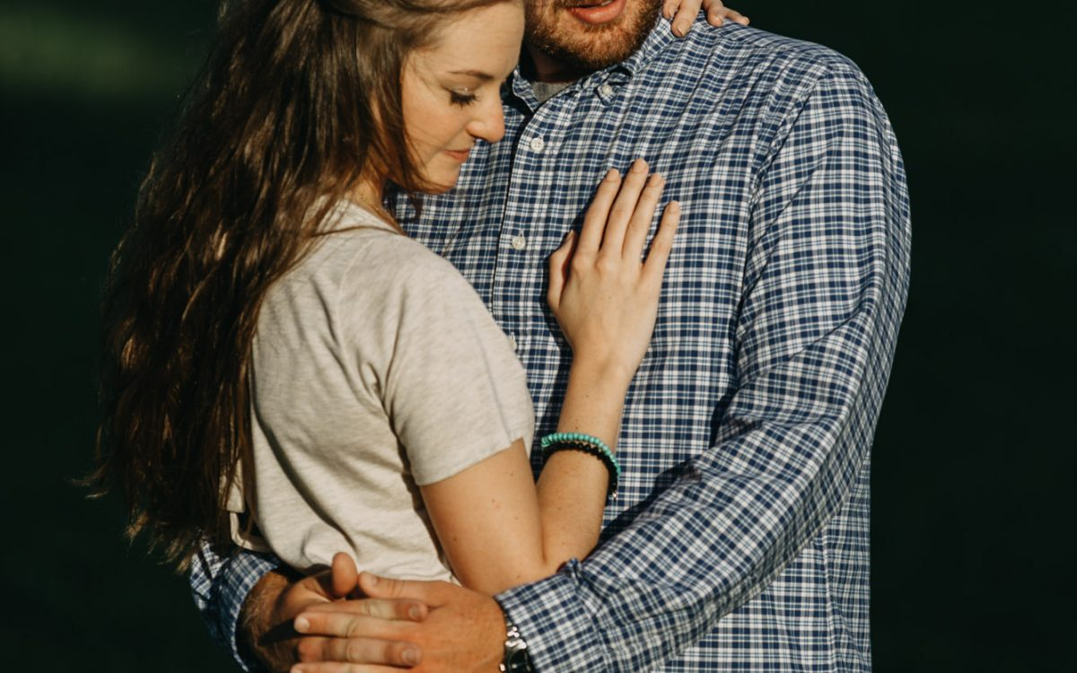 Tennessee Forest Engagement -- Brittany & Marshall