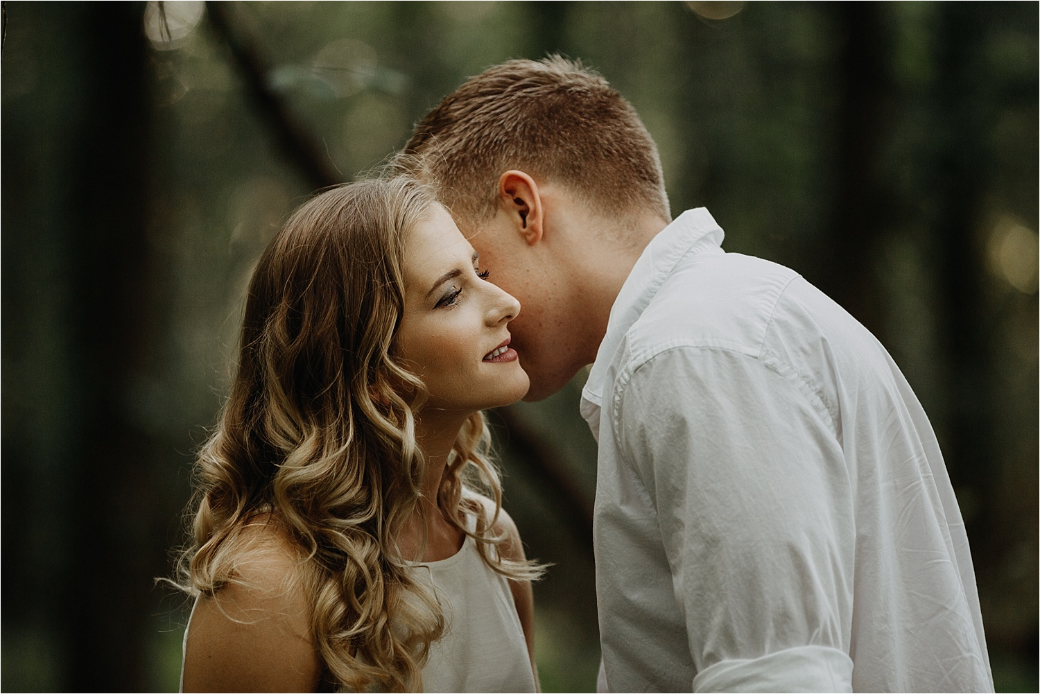 Memphis Forest Wedding Photographer