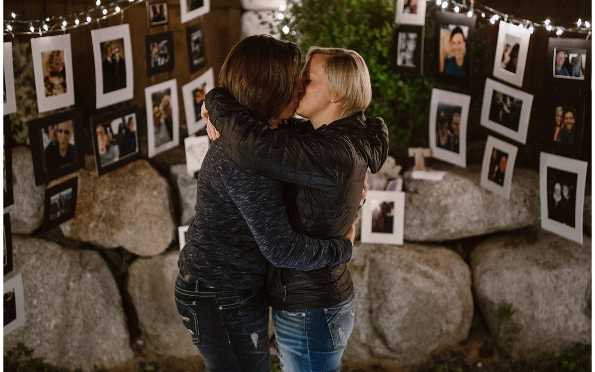 Idaho Proposal -- Michelle & Taylor
